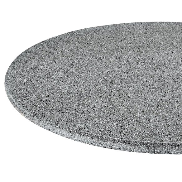Polished Granite Vinyl Fitted Table Cover - View 3