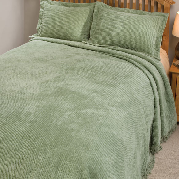 The Jane Chenille Bedding by East Wing Comforts™ - View 4