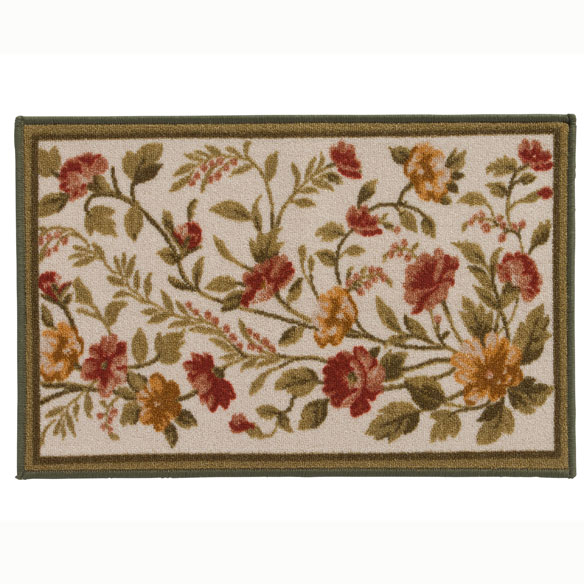 Floral Tapestry Rug - View 3