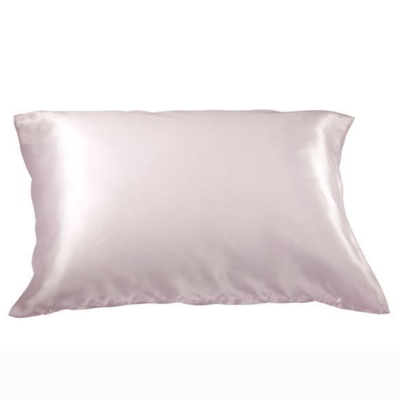 Satin Pillowcase With Zipper