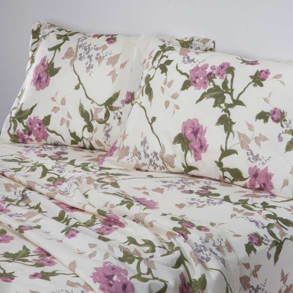 Flannel Sheet Sets - View 2