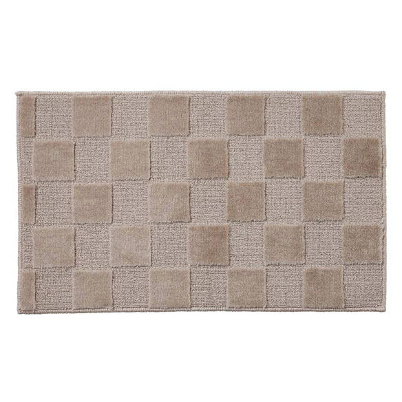 Square Pattern Rug - View 2