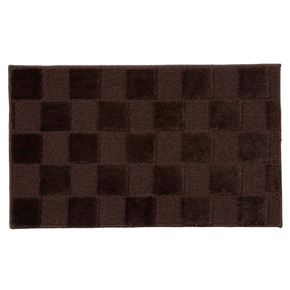 Square Pattern Rug - View 3