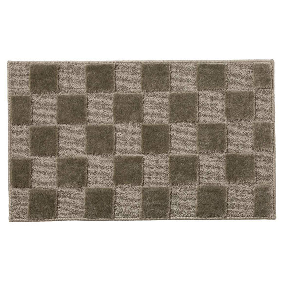 Square Pattern Rug - View 4