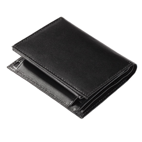 Leather RFID Wallet - 20 pockets - View 2