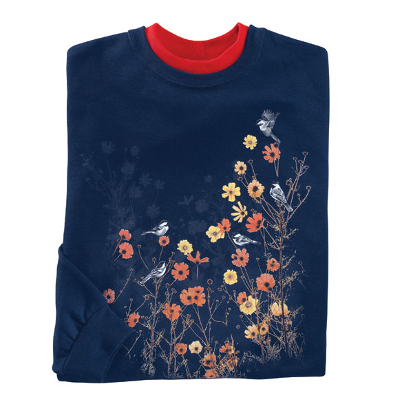 Fall Splendor Sweatshirt - View 2