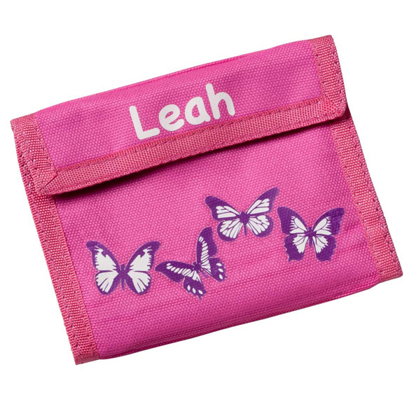 Personalized Children's Wallets - View 2