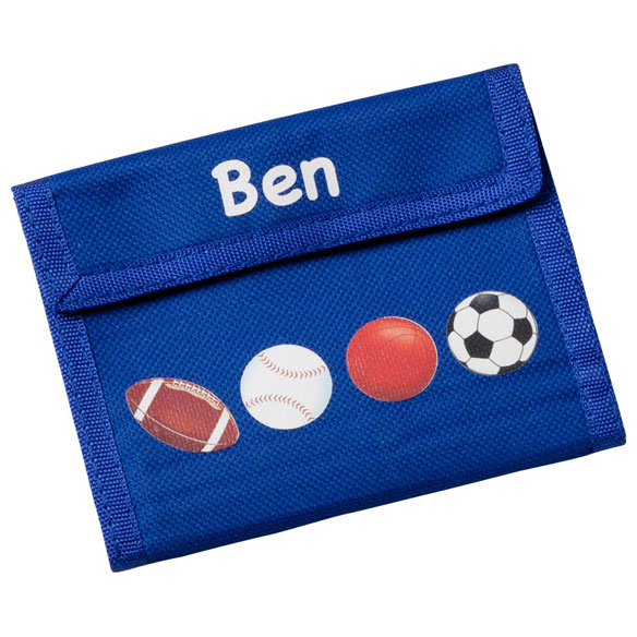 Personalized Children's Wallets - View 3