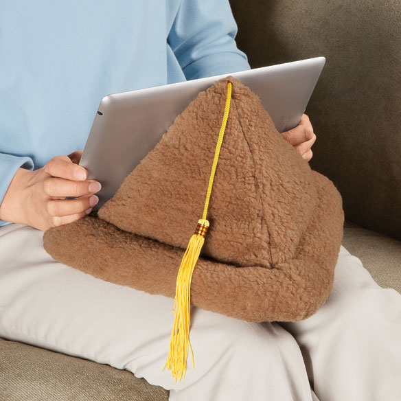 Sherpa Book Pillow - View 4