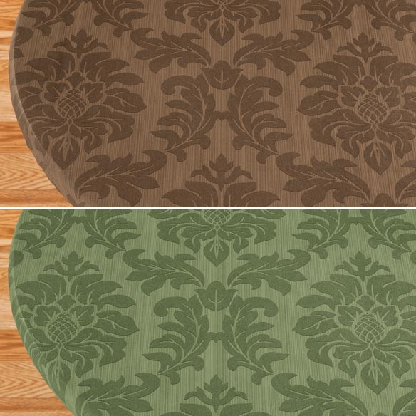 Katherine Elasticized Table Cover - View 4