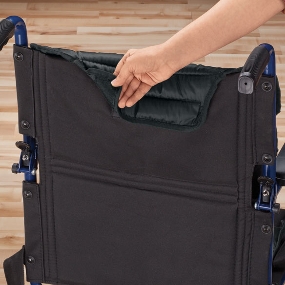 Breathable Wheelchair Cover - View 2