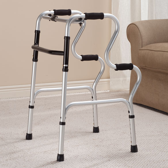 2-In-1 Folding Walker - View 3