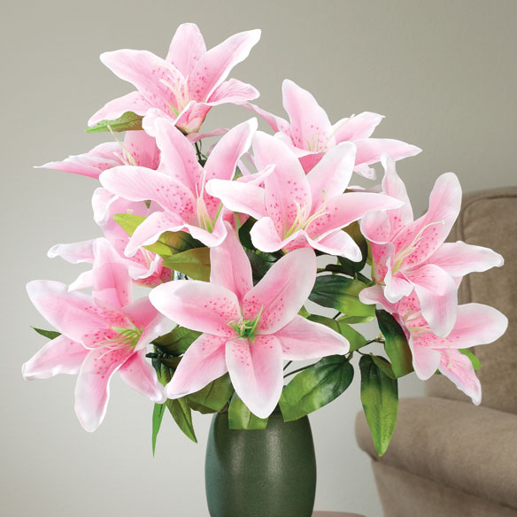 Scented Lily Bouquet - View 2