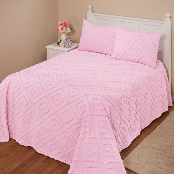 The Laura Chenille Bedspread - View 4