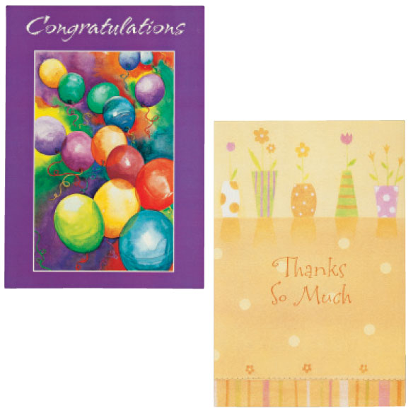 All Occasion Cards, Set of 24 - View 2