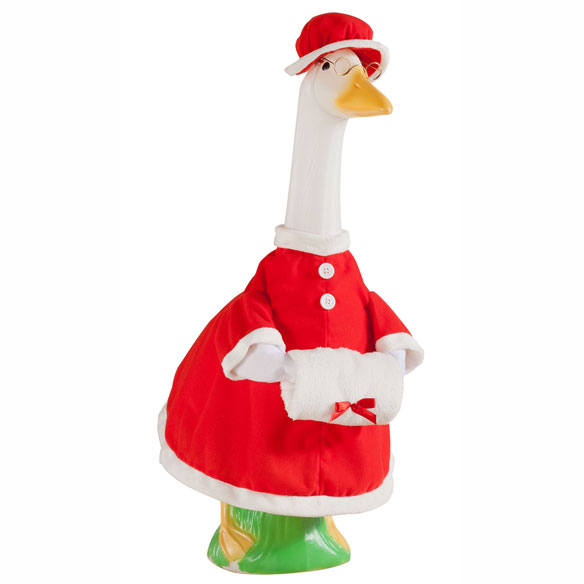Mrs. Claus Goose Outfit - View 2