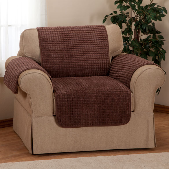 Chenille Chair Furniture Protector - View 4