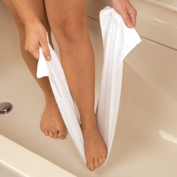 Easy Reach Back and Body Washcloth™ - View 2
