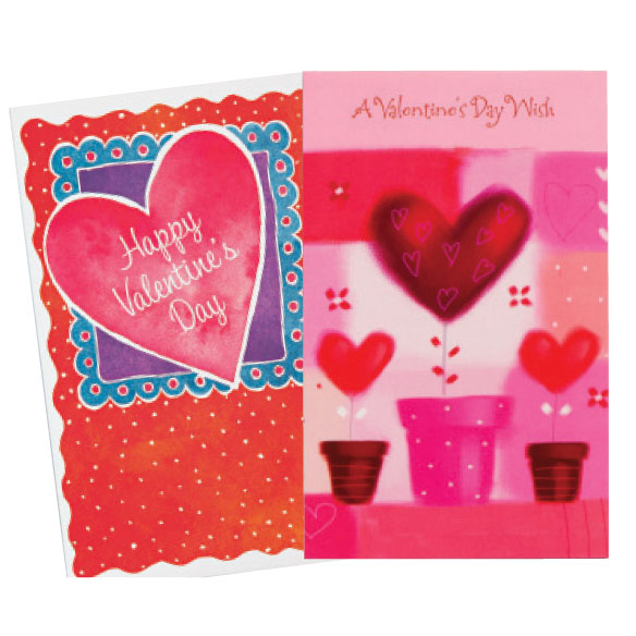 Valentine's Day Card Assortment - View 2