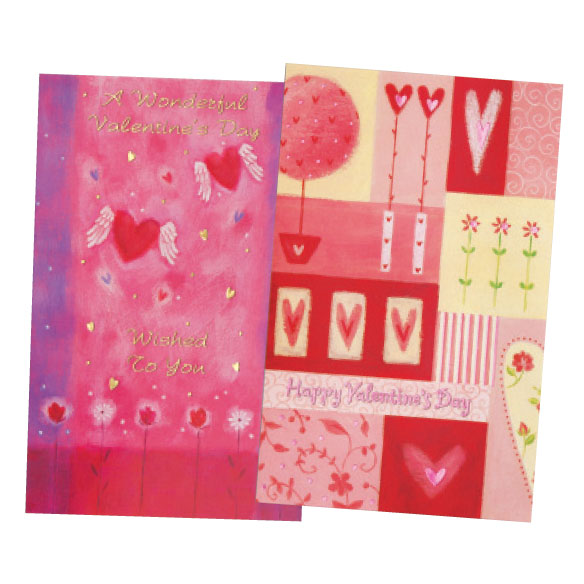 Valentine's Day Card Assortment - View 3