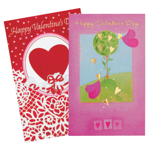 Valentine's Day Card Assortment - View 4