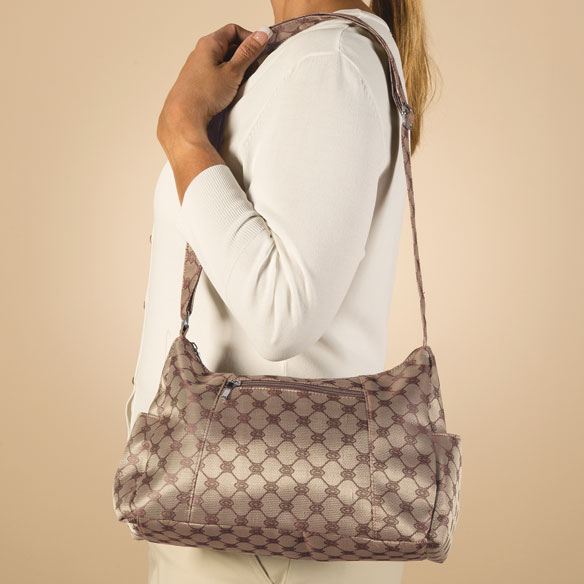 Signature Hobo Handbag - View 3