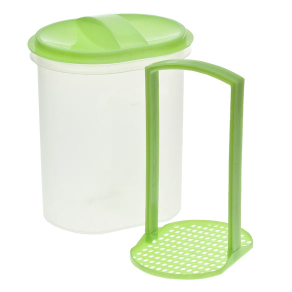 Two-Section Veggie Holder, Set of 2 - View 2