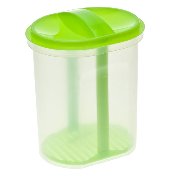 Two-Section Veggie Holder, Set of 2 - View 3