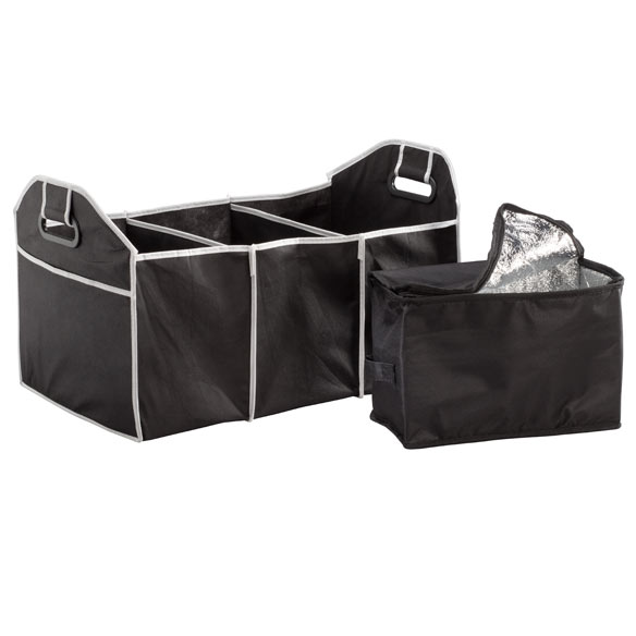 Trunk Organizer with Cooler - View 3