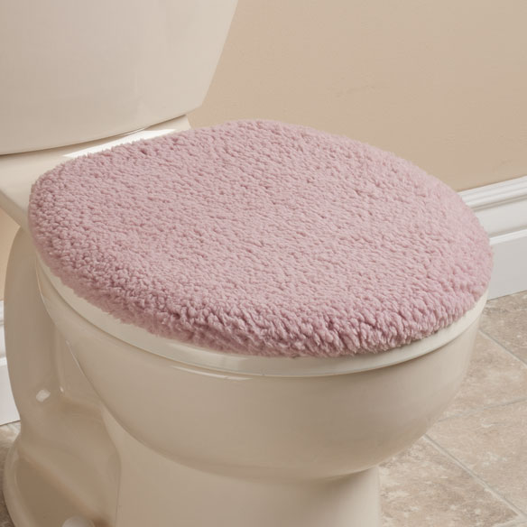 Sherpa Toilet Seat Lid Toilet Seat Lid Cover Miles Kimball