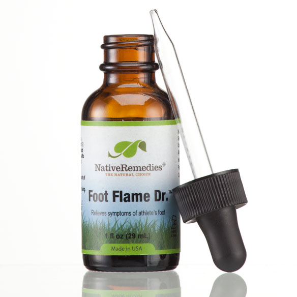 NativeRemedies® Foot Flame Dr.™ - 1 oz. - View 3
