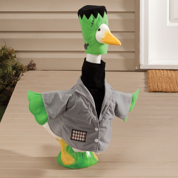 Frankenstein Goose Outfit - View 2