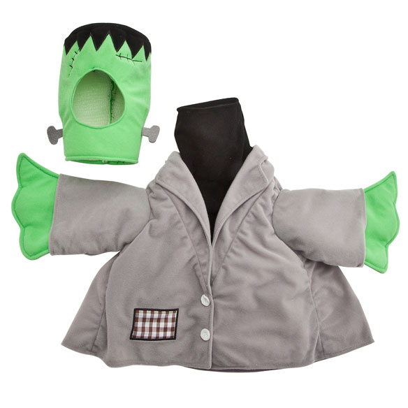 Frankenstein Goose Outfit - View 3
