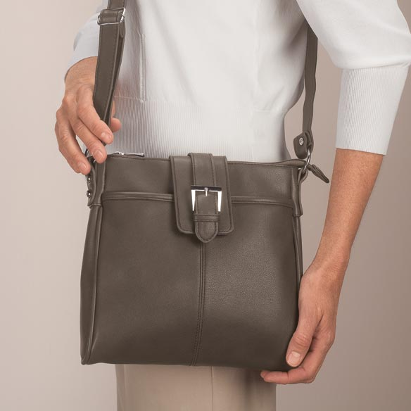 The Buckle Crossbody Bag - View 3