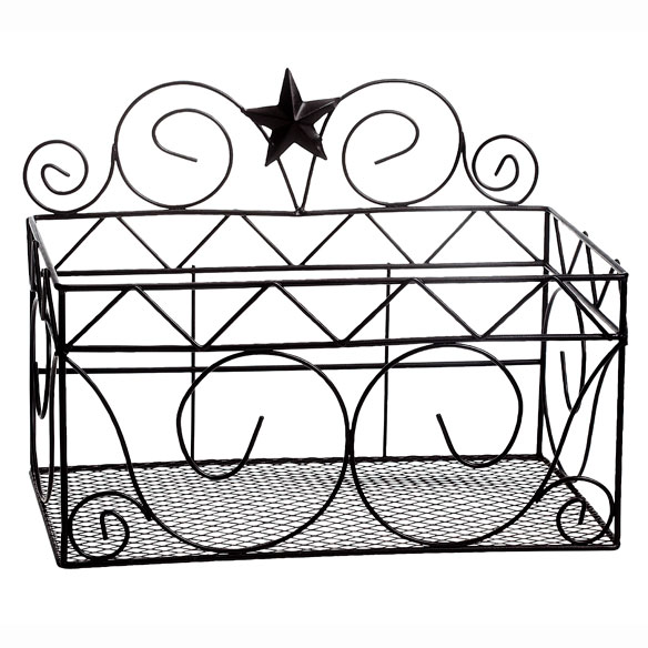 Barn Star Storage Basket, Large - View 2
