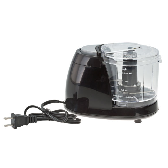 Electric Mini Chopper by Home-Style Kitchen® - View 2