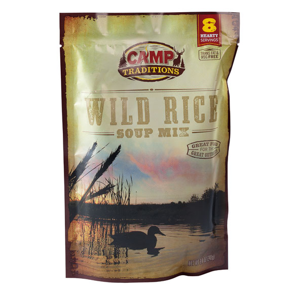 Camp Traditions Wild Rice Soup Mix - View 2