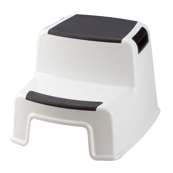 2-Tier Stepping Stool - View 2