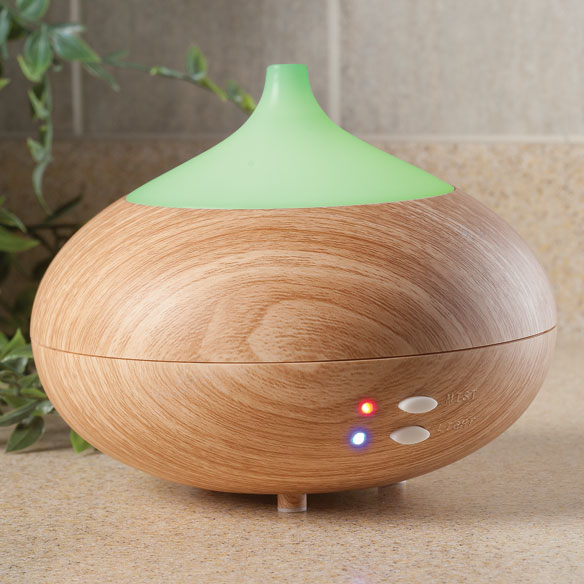 Essential Oil Diffuser & Humidifier - View 3