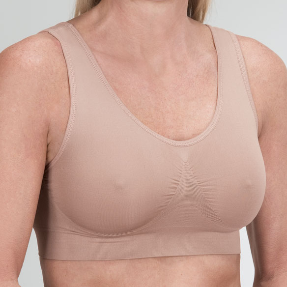 Easy Comforts Style™ Everyday Seamless Bra - 3 Pack - View 2