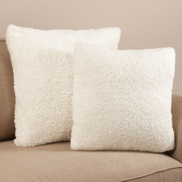 Sherpa Pillow Case by OakRidge Comforts™ - View 4
