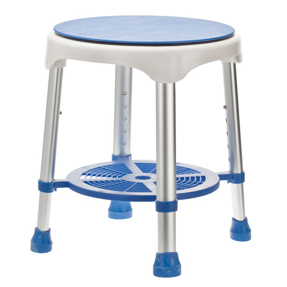 Compact Swivel Stool - View 2