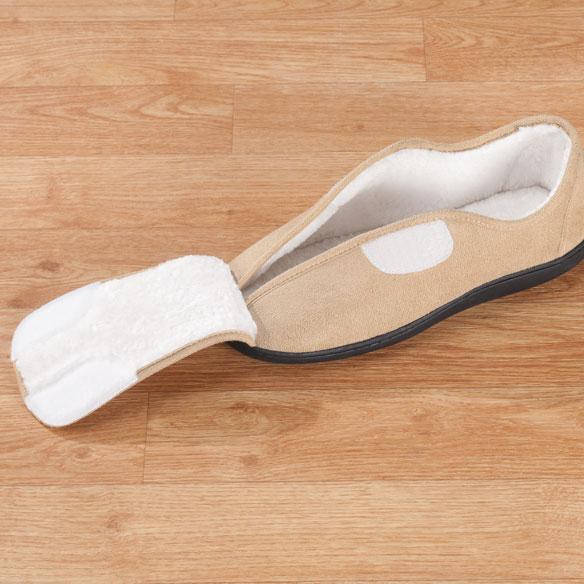 Easy-On Soft Memory Foam Slippers - View 3