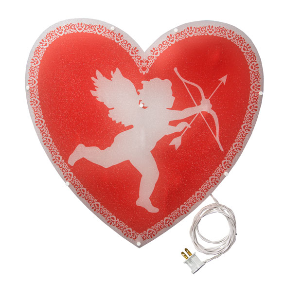 Cupid Shimmer Light by Northwoods Illuminations™ - View 2