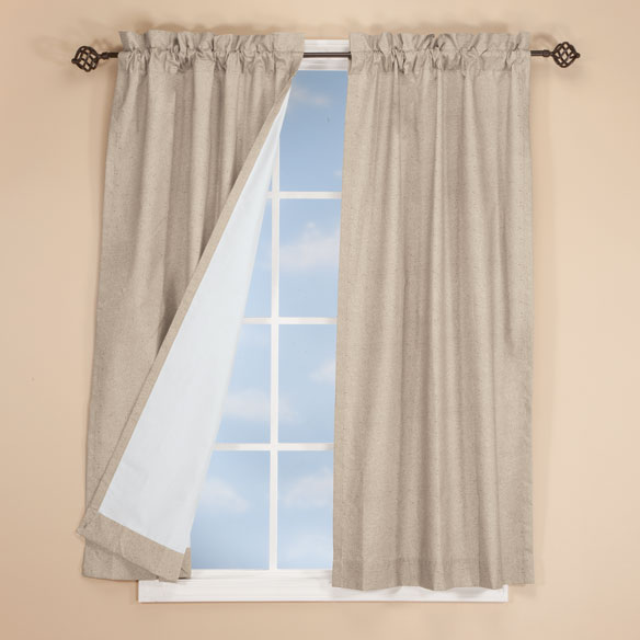 Pole Top Energy-Saving Curtains - View 2