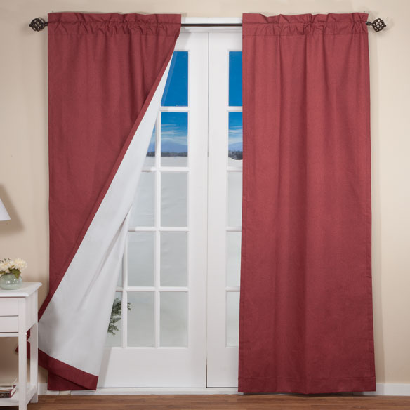 Pole Top Energy-Saving Curtains - View 3