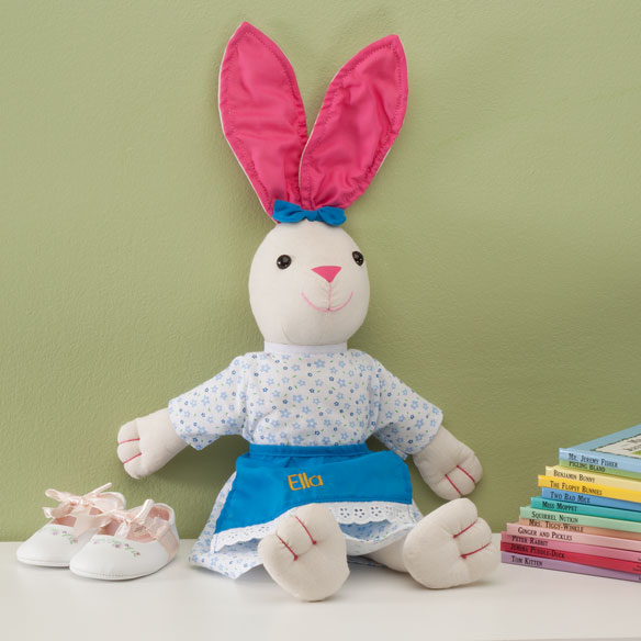 Personalized Springtime Bunny - View 3
