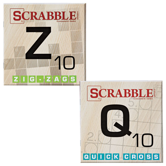 Scrabble Puzzle Books, Set of 10 - View 4