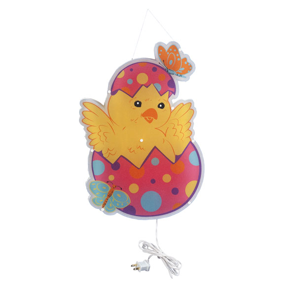 Chick Shimmer Light by Northwoods Illuminations™ - View 2