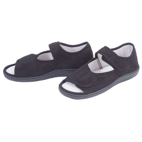 Adjustable Memory Foam Slippers - View 3